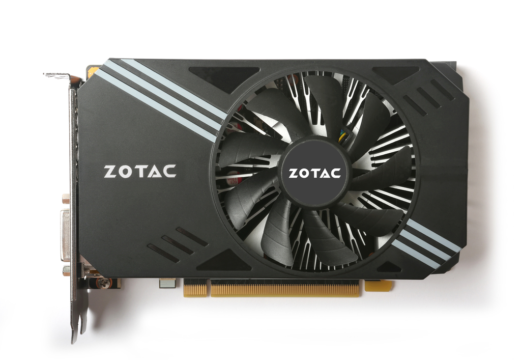 ZOTAC GeForce® GTX 1060 Mini | ZOTAC