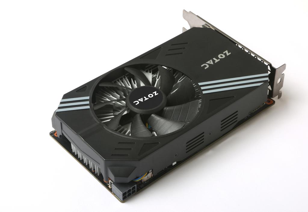 ZT-P10600A-10L ZOTAC GeForce GTX 1060 Mini 6GB Graphic Card