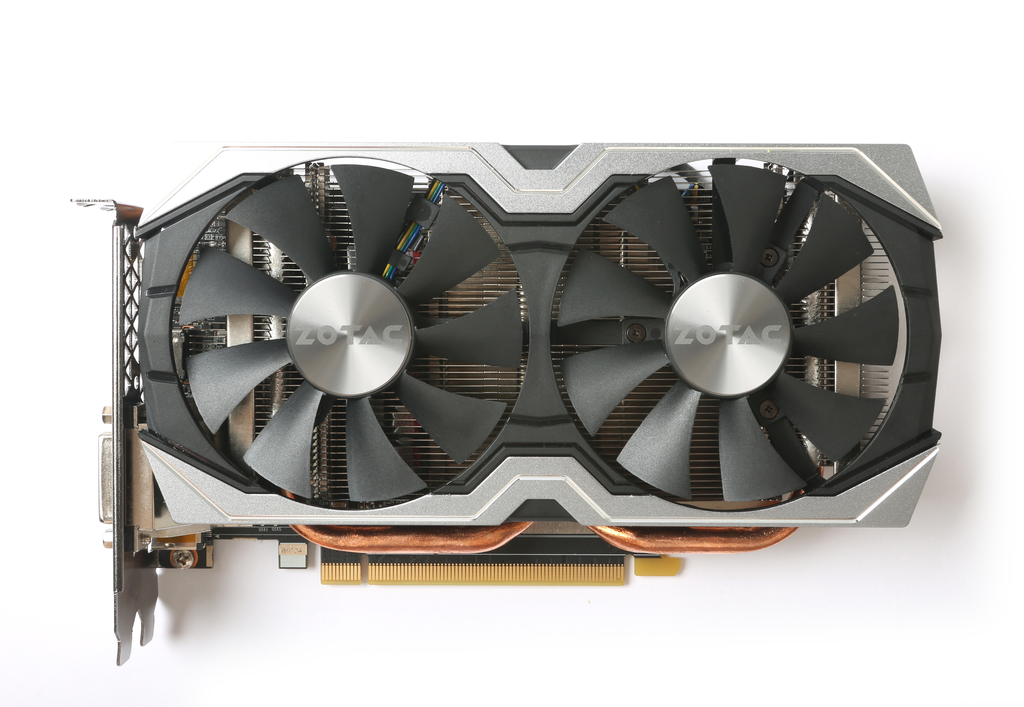 ZOTAC GeForce® GTX 1060 AMP! Edition