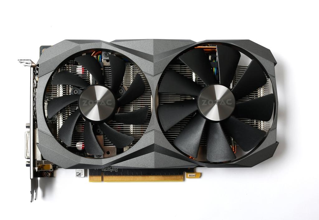 ZOTAC GeForce GTX 1060 6GB GDDR5X | ZOTAC