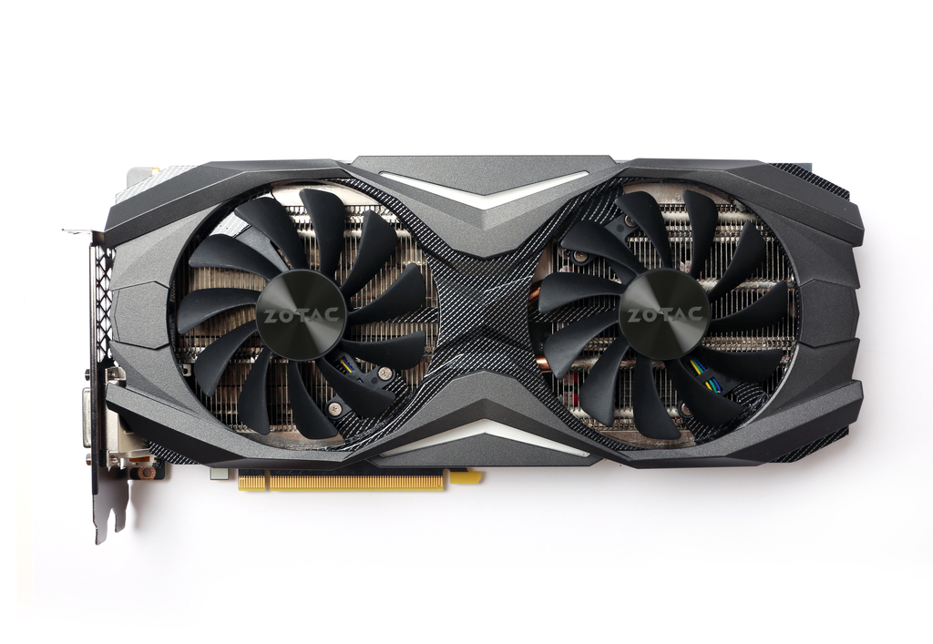 ZOTAC GeForce® GTX 1070 AMP Edition | ZOTAC