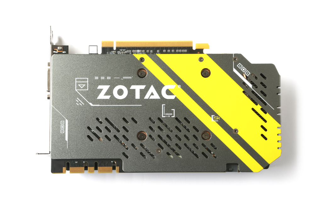 ZOTAC GeForce® GTX 1070 Mini 8GB