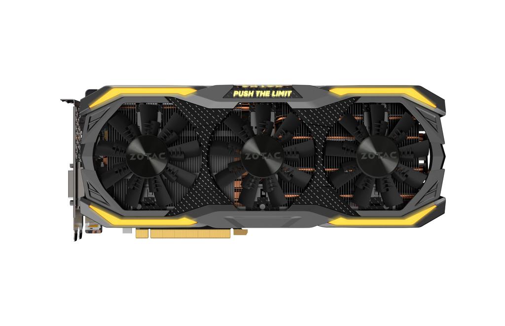 ZOTAC GeForce® GTX 1070 Ti AMP Extreme