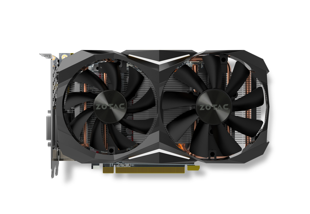 ZOTAC GeForce® GTX 1070 Ti Mini