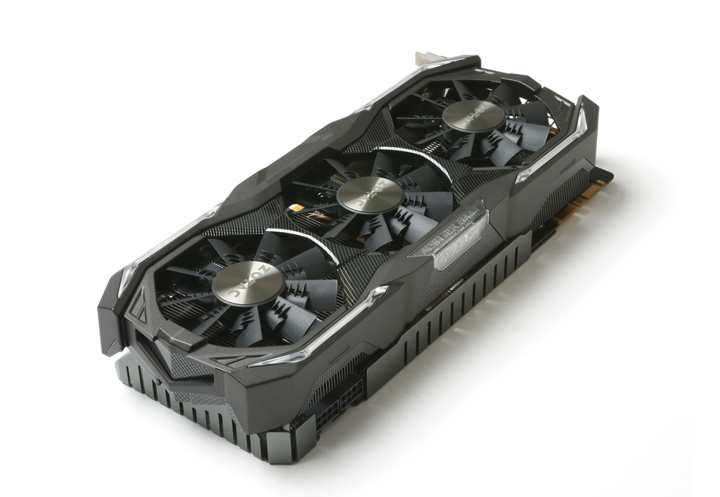 ZOTAC GeForce® GTX 1080 AMP Extreme+ (11Gbps GDDR5X)