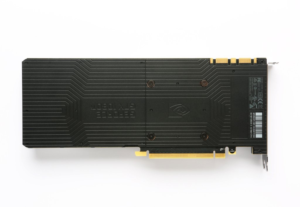 ZOTAC GeForce® GTX 1080 Ti Founders Edition