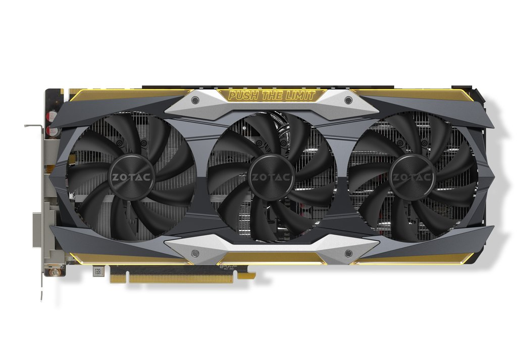 ZOTAC GeForce® GTX 1080 Ti AMP Extreme Core Edition