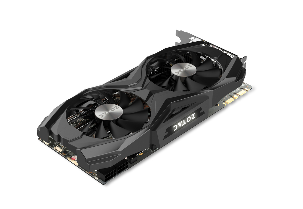 ZOTAC GeForce® GTX 1080 Ti AMP Edition