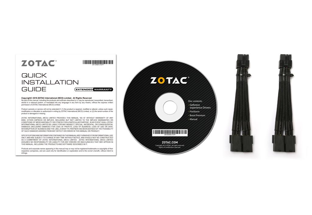 ZOTAC GeForce® GTX 1080 Ti ArcticStorm | ZOTAC