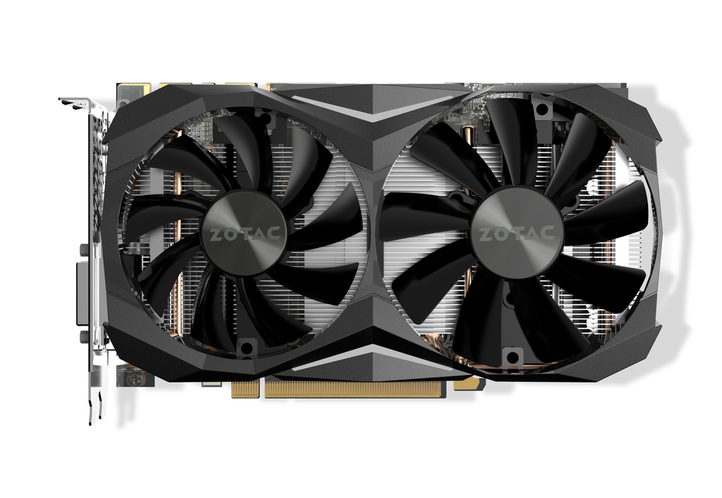 ZOTAC GeForce® GTX 1080 Ti Mini | ZOTAC