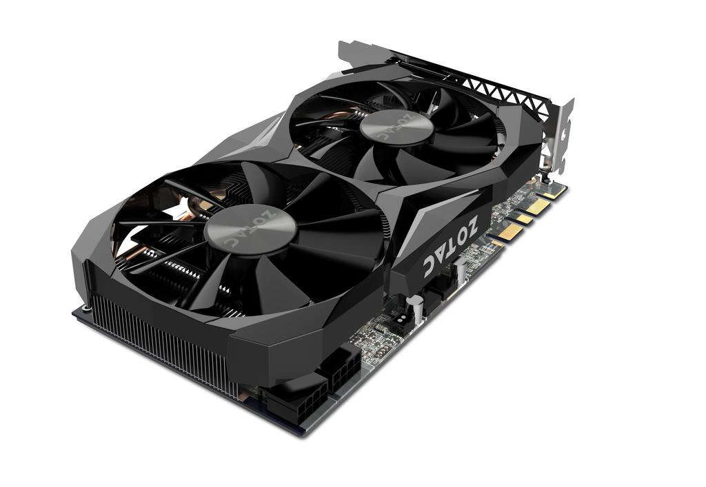 ZOTAC GeForce® GTX 1080 Ti Mini | ZOTAC