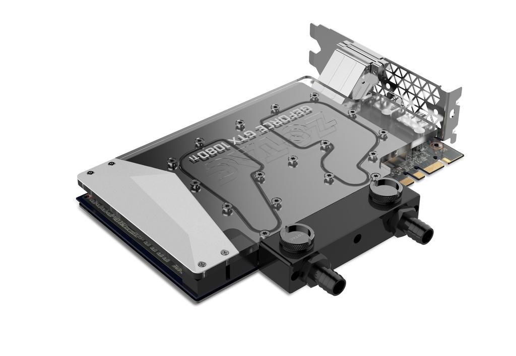 ZOTAC GeForce® GTX 1080 Ti ArcticStorm Mini