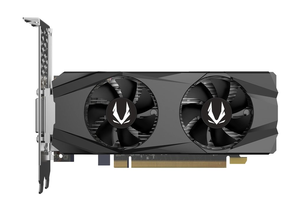 ZOTAC GAMING GeForce GTX 1650 Low Profile