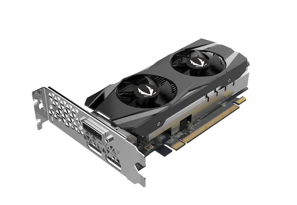 ZOTAC GAMING GeForce GTX 1650 窄版 (Low Profile)