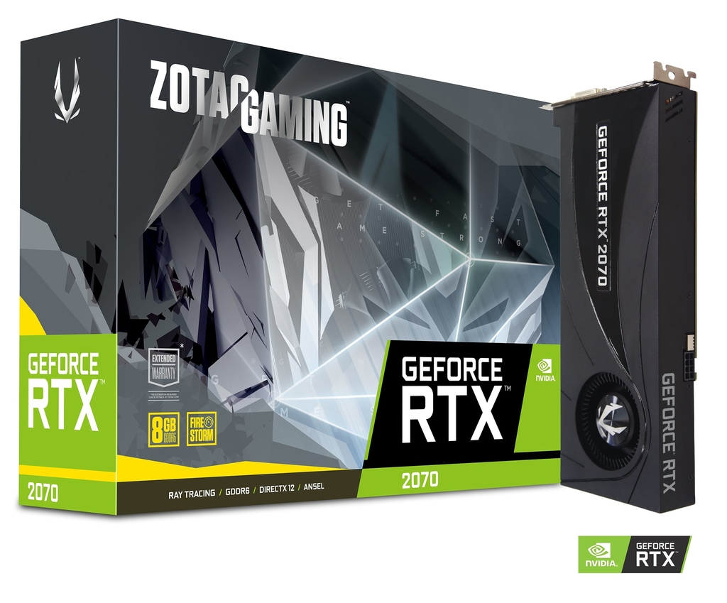 ZOTAC GAMING GeForce RTX 2070 Blower