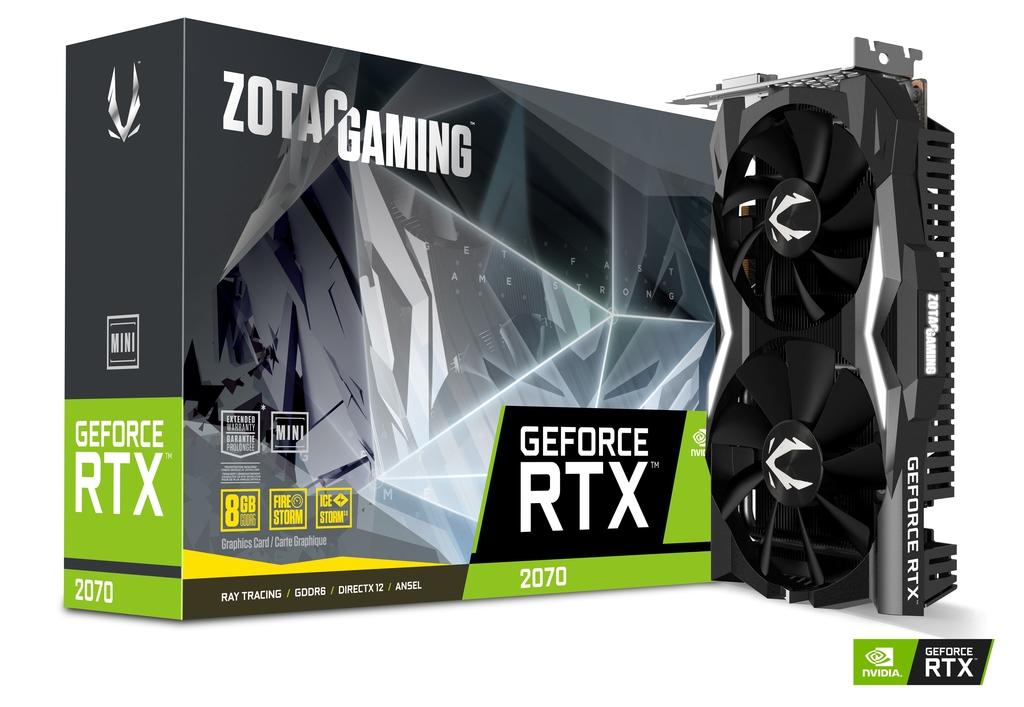 ZOTAC GAMING GeForce RTX 2070 MINI