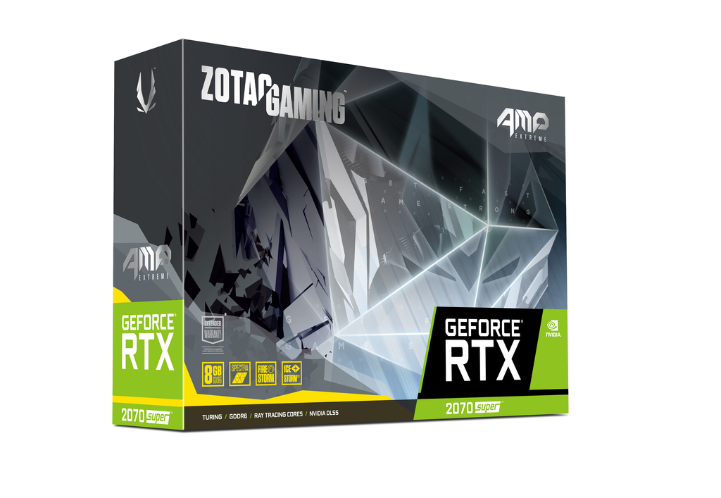 ZOTAC GAMING GeForce RTX 2070 SUPER AMP Extreme
