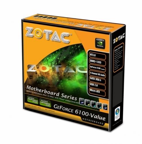 ZOTAC GeForce 6100 Value