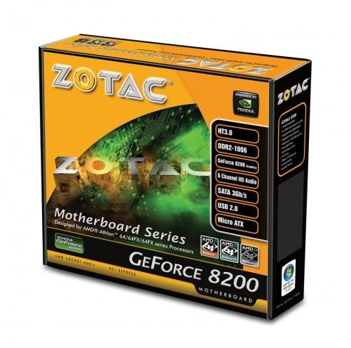 ZOTAC GeForce 8200