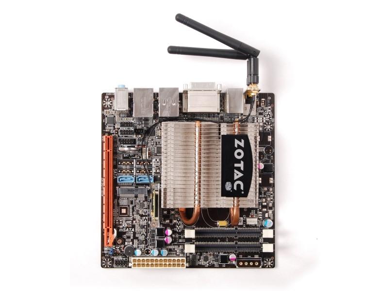ZOTAC E2-1800-ITX WiFi A Series