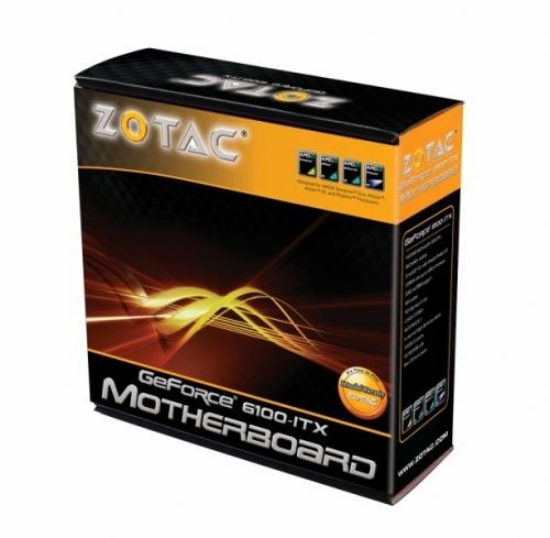 ZOTAC GeForce 6100-ITX | ZOTAC