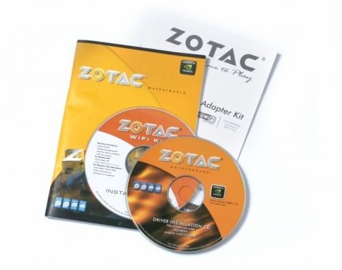 ZOTAC GeForce 9300-ITX WiFi