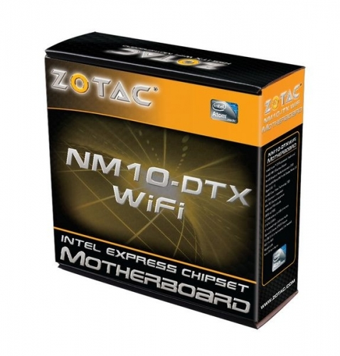 ZOTAC NM10-DTX WiFi