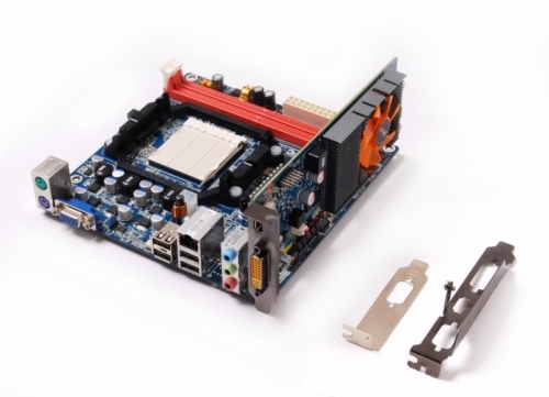 ZOTAC GeForce 6100-ITX ION Upgrade Kit
