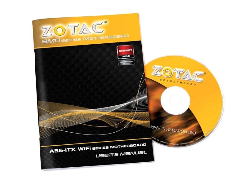 ZOTAC A55-ITX WiFi b Series