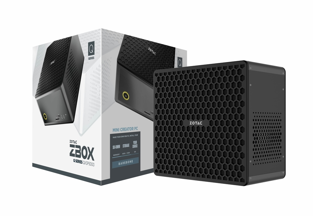 ZBOX QX3P5000   ZOTAC