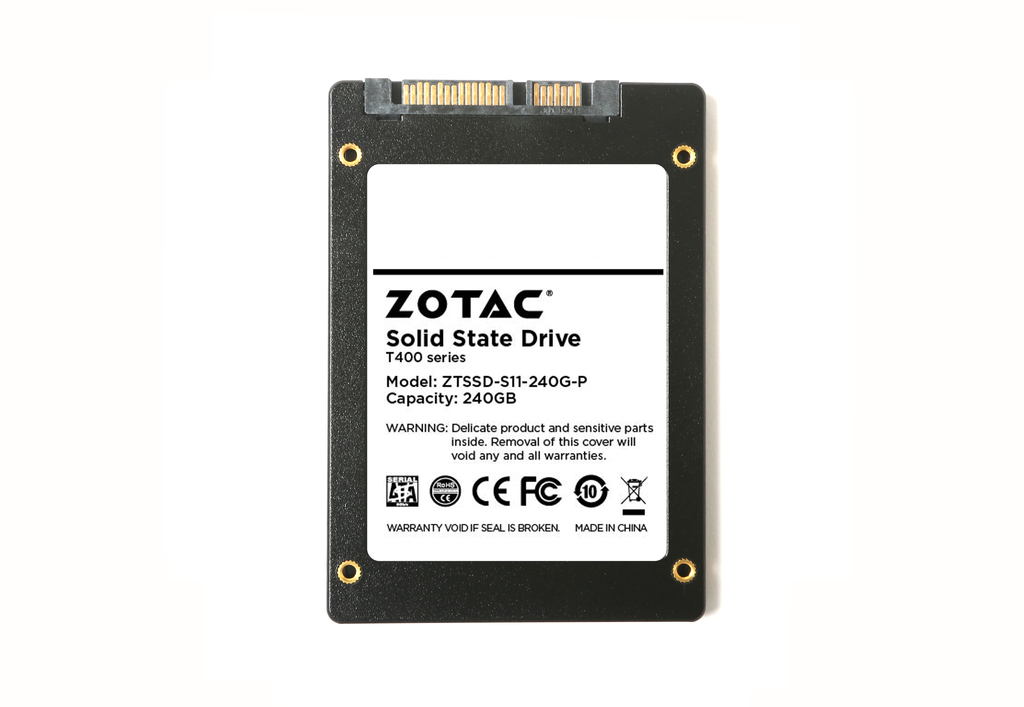 ZOTAC T400 240GB SSD