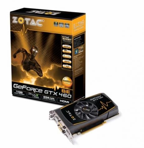 GTX 460 SE