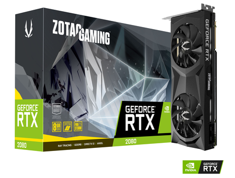 ZOTAC GAMING GeForce RTX 2080 Twin Fan